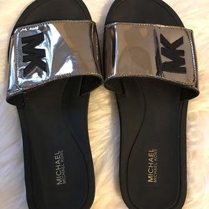 Michael Kors slide sandal